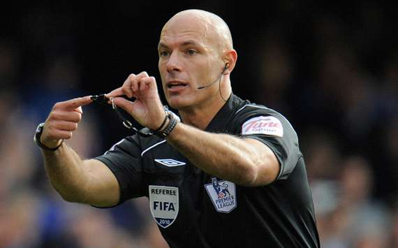 Howard Webb (ENG)