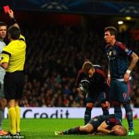 News: Arsenal's Goalkeeper Not a Wanker