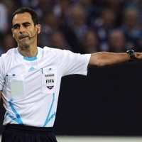 Champions League Quarterfinal Referees: Tuesday April 1