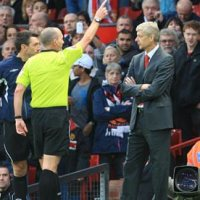 More Lee Probert! (Arsene Wenger's Sending Off)