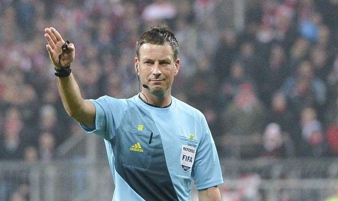 Mark Clattenburg (ENG)