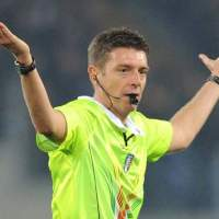 Serie A Referees: April 5, 6 & 7