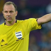 Champions League Referee April 22: Jonas Eriksson