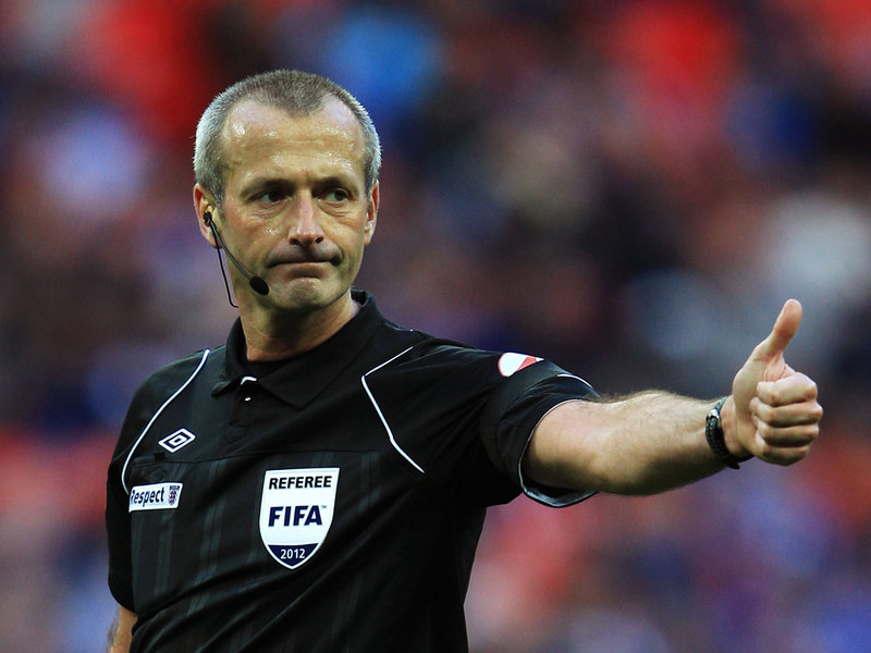 Martin Atkinson earned a  million dollar salary, leaving the net worth at 1 million in 2017