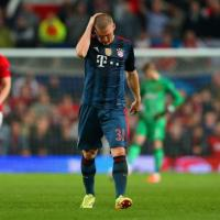 Red Card or Not: Manchester United v. Bayern Munich