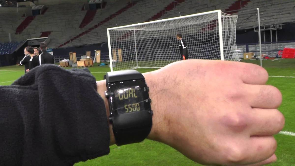 World Cup 2014 Tech: Goal Line Technology
