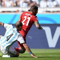 Penalty or Not: Mazic and Argentina v. Iran
