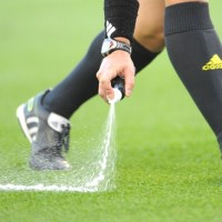 World Cup 2014 Tech: Vanishing Spray