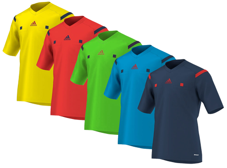 e5eb00a6d The World Cup Referees' Kit | PLAY THE ADVANTAGE