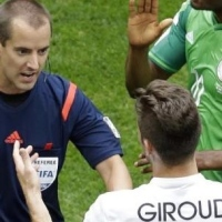 Red Card or Not: Geiger and France v. Nigeria