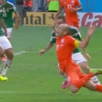 Penalty or Not: Proenca and Netherlands v. Mexico