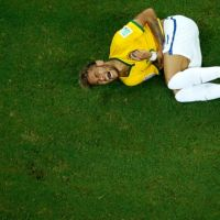 Neymar Out of World Cup After Horror Challenge