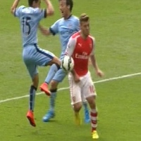 Penalty or Not: Mark Clattenburg and Arsenal's Jack Wilshere Handball